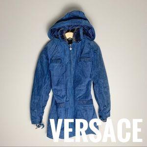 Vintage Versace winter jacket